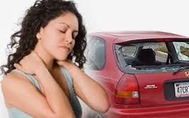 acidente carro coluna